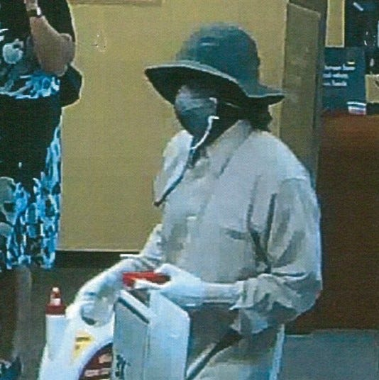 South Plainfield bank robber sought by police