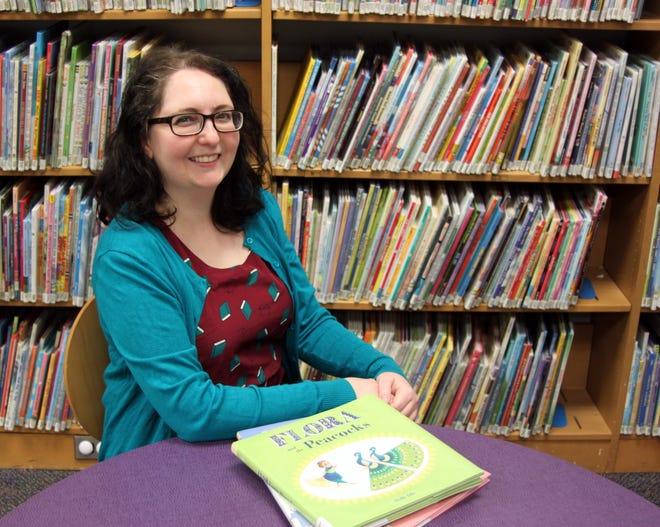 Somerset County Library System of New Jersey (SCLSNJ) librarians, including North Plainfield branch librarian Jennifer Fitzgerald, record stories for children to listen to on the go.