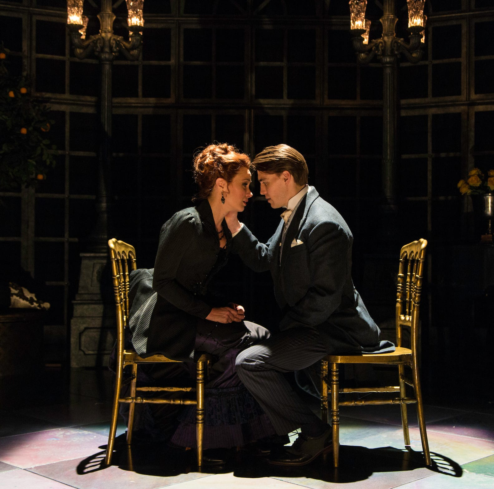 'The Age of Innocence' premiers at McCarter Theatre in Princeton