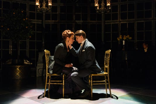 Sierra Boggess And Andrew Veenstra In The Age Of Innocence Photo By T Charles Erickson