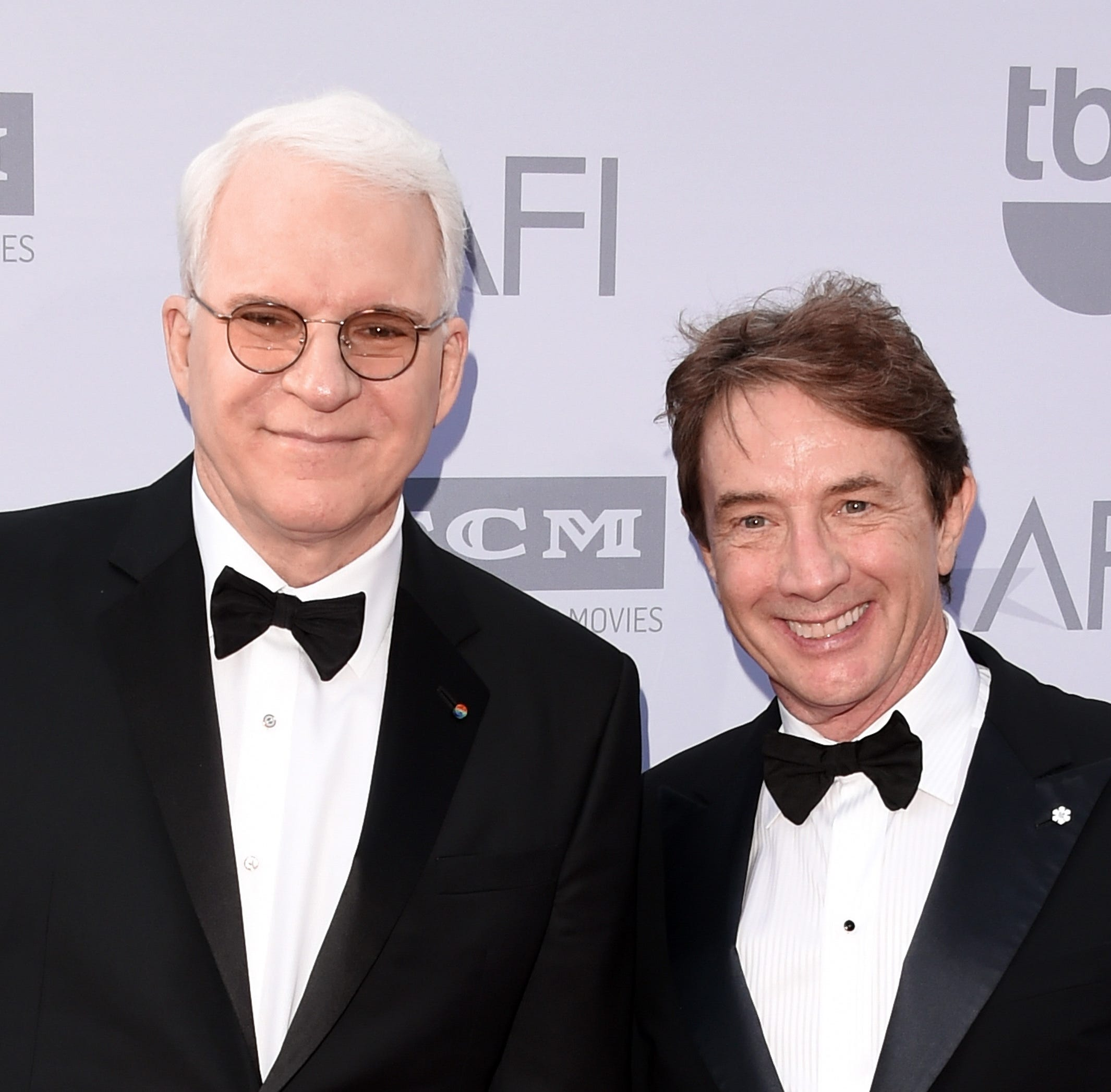 Q&A with Steve Martin and Martin Short, who will perform Sunday in Ames
