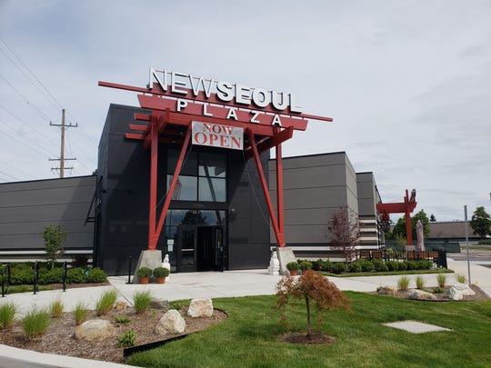 New Seoul Plaza -- a trio of Korean dining options -- debuted August 15, 2018, in the former New Seoul Garden space in Southfield.