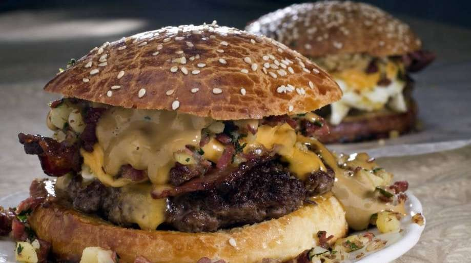 Tuesday, Sept. 18, is National Cheeseburger Day.