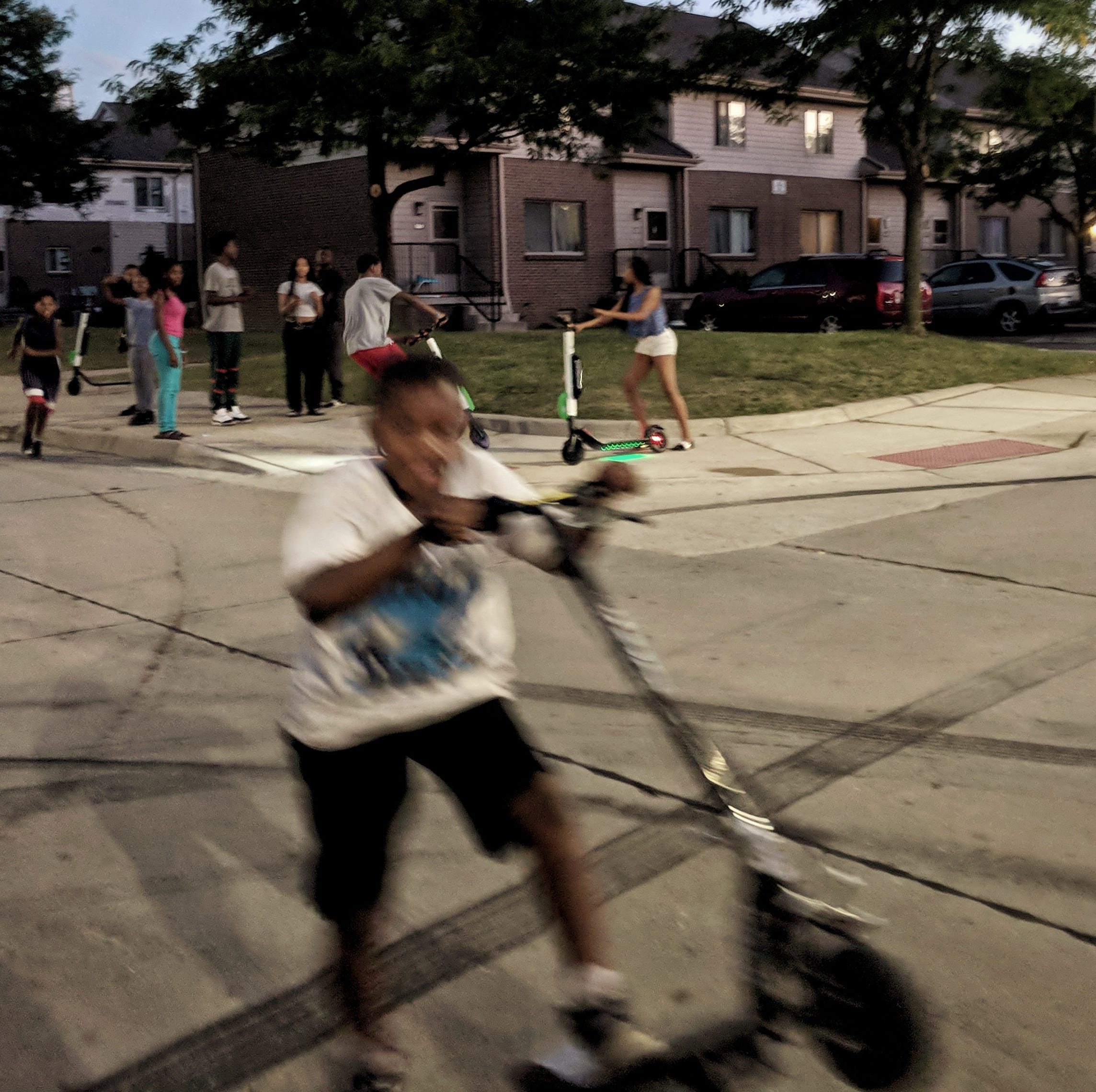 As Bird scooters take off in Detroit, one guy wants to make them free