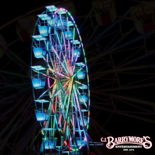 A ferris wheel is a planned attraction for  C.J Barrymore's.