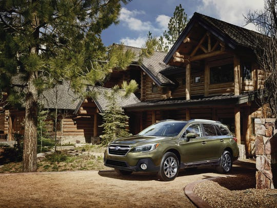 Subaru's Outback, the 2019 model is shown, and Forester helped the company grow, even as the market shiftedaway from itsImpreza and Legacy sedans.
