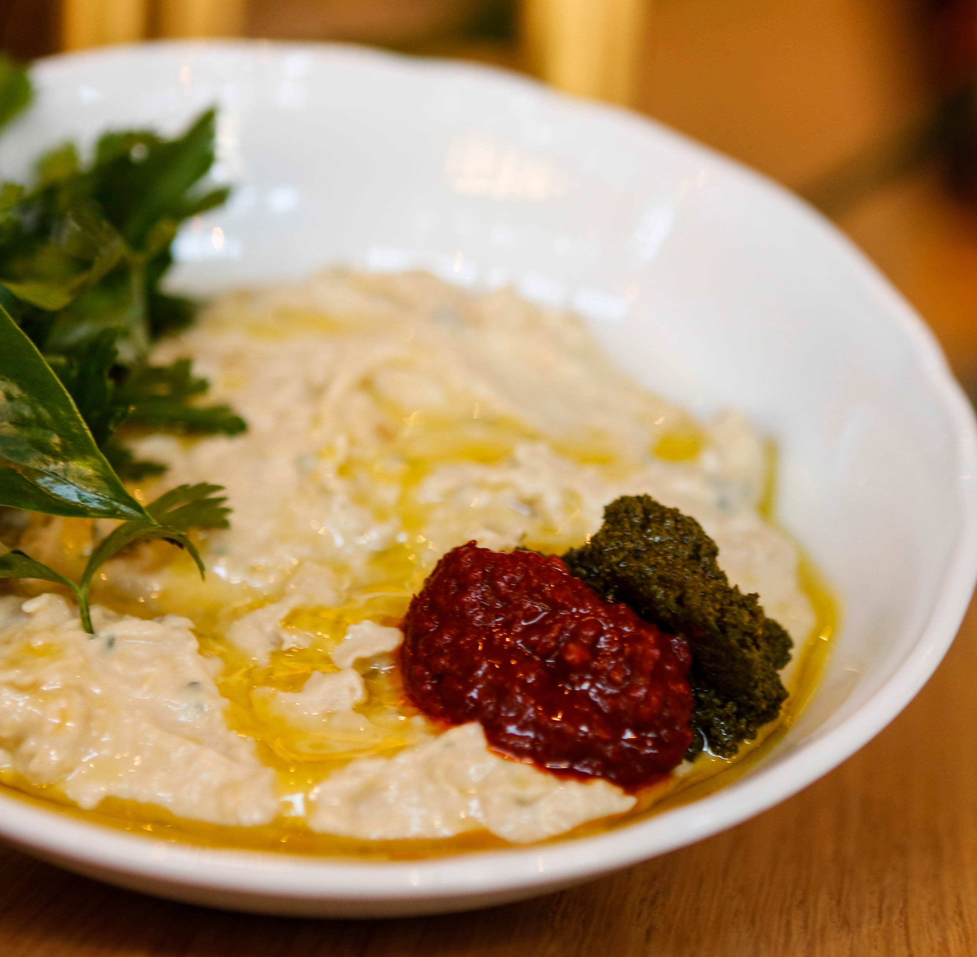 Hummus offers base to launch flavor buffet