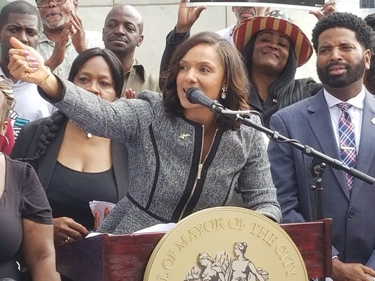 "City Council President Pro Tempore Mary Sheffield introduced a series of legislation she calls the ""People's Bills""  last year that seek to shrink the socio-economic disparities in the city of Detroit."