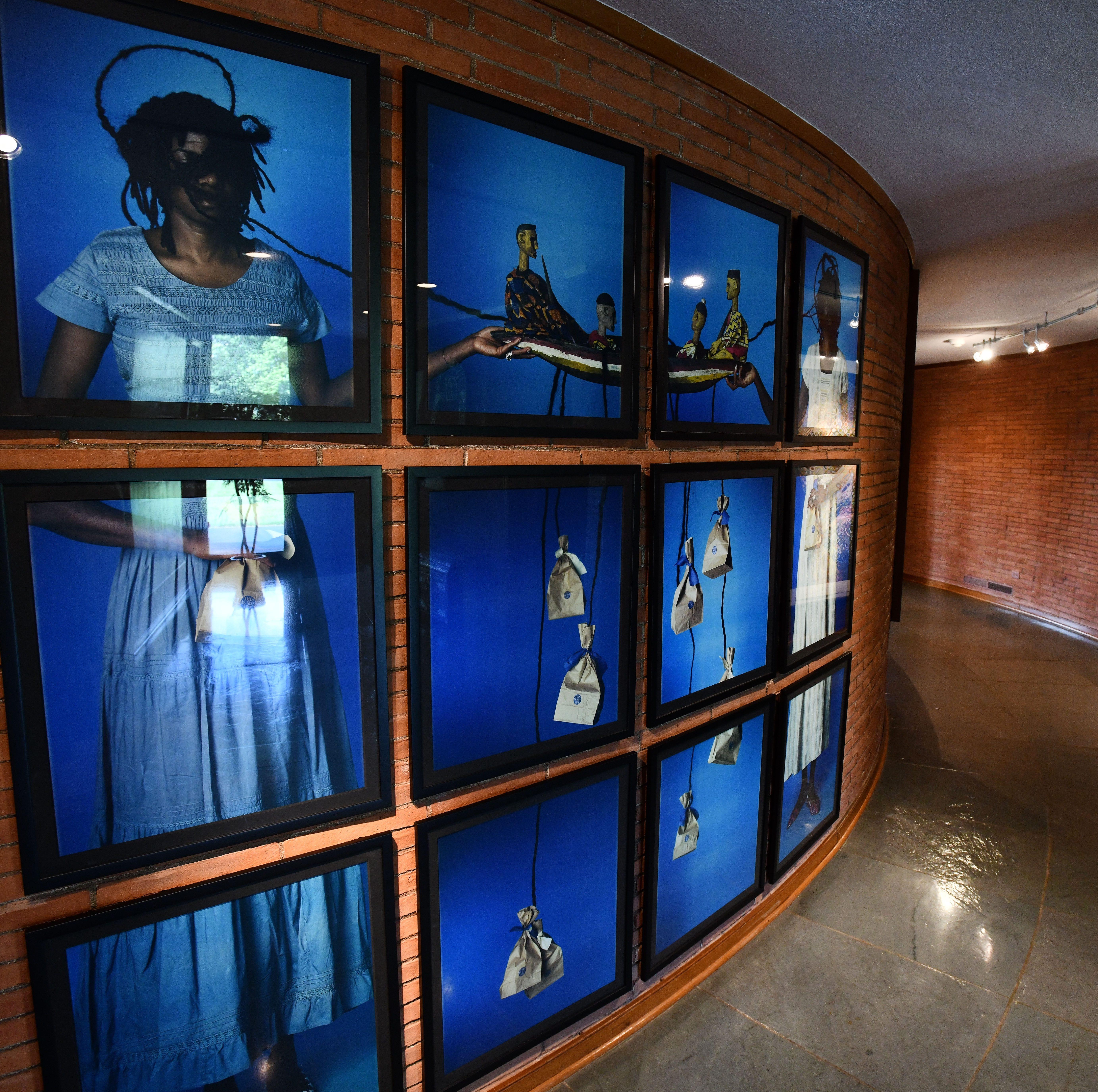 New era begins for Oakland University's new president's home, art collection