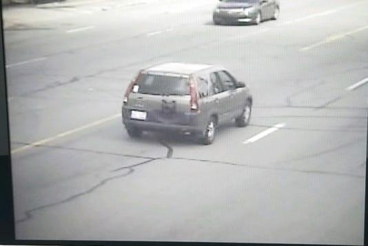 Vehicle Suspect