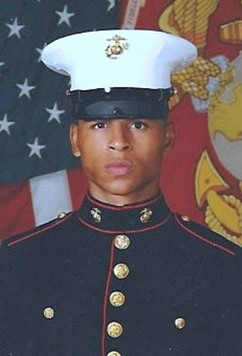 funeral tuesday for murdered u s marine from horseheads