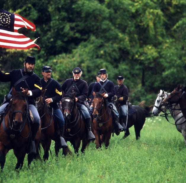 Wade House to hold Wisconsin's largest Civil War reenactment Sept. 29-30