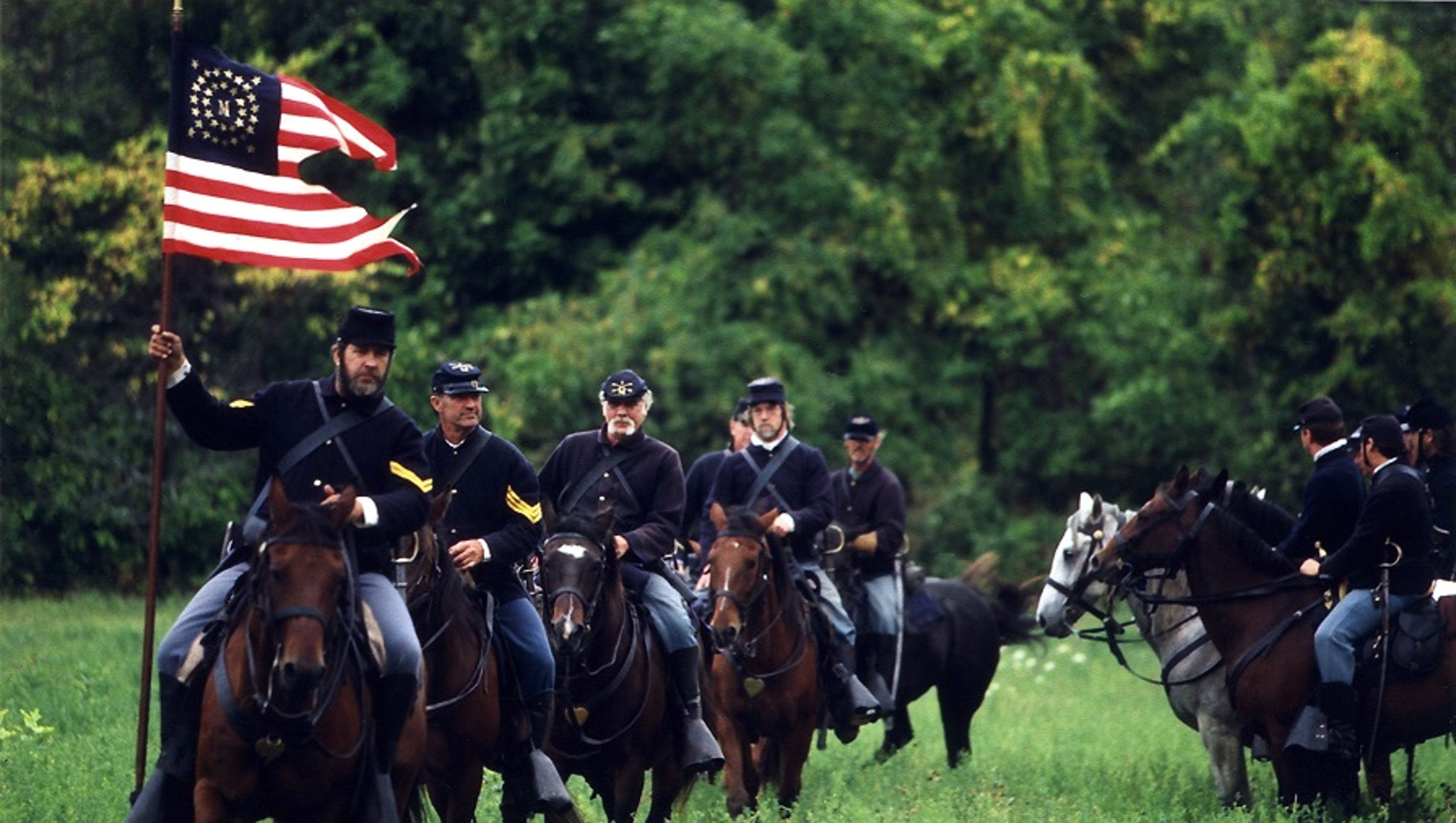 Wade House to hold Wisconsin's largest Civil War reenactment