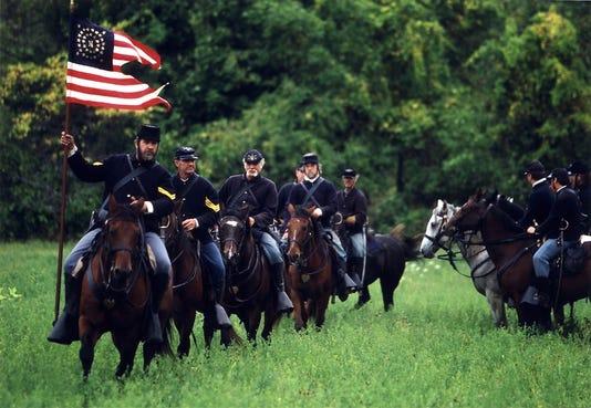 Wade House Cavalry Riders