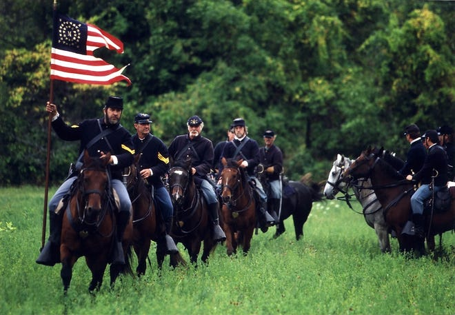 The largest Civil War reenactment in Wisconsin will take place duringthe 28th Annual Wade House Civil War Weekend Saturday and Sunday, Sept. 29 and 30, at the Wade House Historic Site, W7965 State 23,Greenbush.