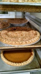 Waldvogel's Pumpkin Farm offers baked goods from their on-farm bakery.