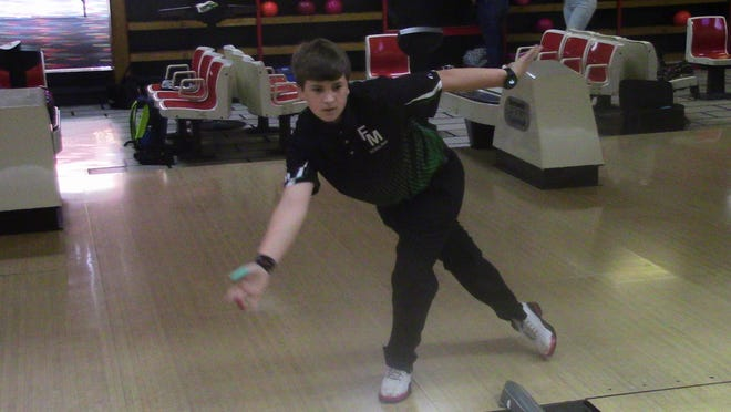Fort Myers senior bowler James McIver has turned his ability on the lanes into a college scholarship to Newman University in Wichita, Kansas.