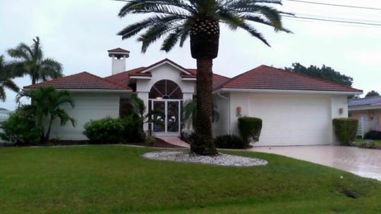 This home at 833 Monticello Court, Cape Coral, recently sold for $606,000.