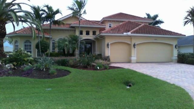 This home at 2925 SW 39th St., Cape Coral, recently sold for $740,000.