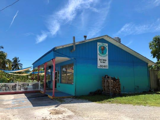Saltwater Smokehouse serves slow-smoked barbecue on Pine Island.