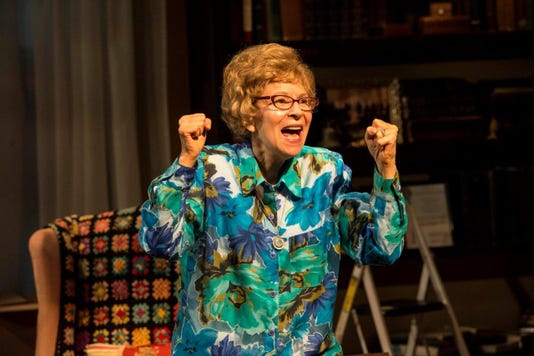 Becoming Dr Ruth At Florida Studio Theatre 3