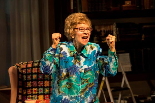 """Susan Greenhill stars as famous sex therapist Ruth Westheimer in Florida Rep's """"Becoming Dr. Ruth"""""""