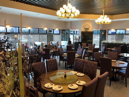 Ginger Bistro, known for its Chinese dim sum dishes and Hong Kong-style barbecue, opened in Cape Coral on Sept. 10.