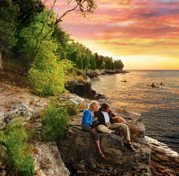 Budget Travel names Door County 2018 Best Romantic Getaway