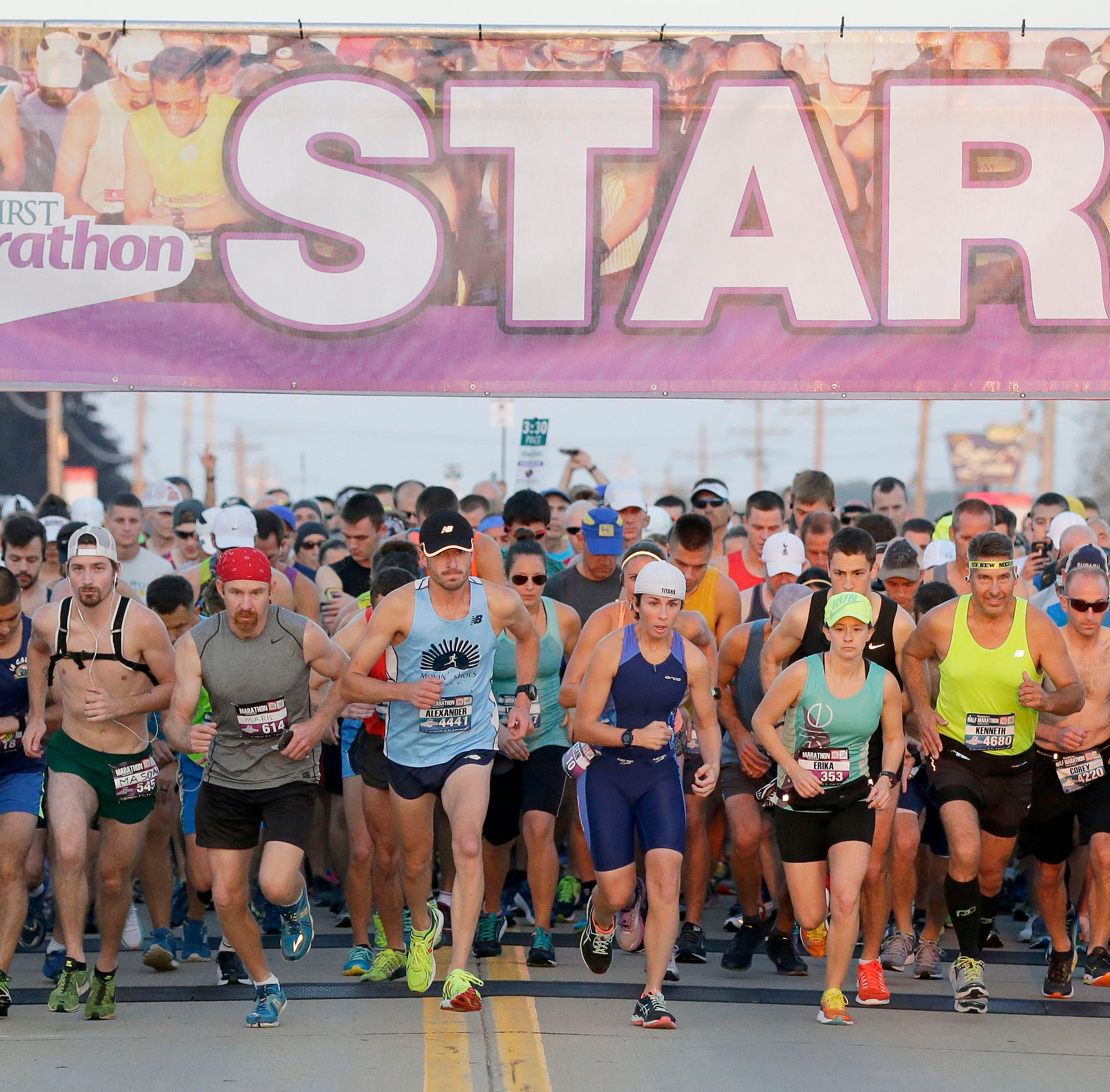 Fox Cities Marathon: Five things you need to know before this weekend