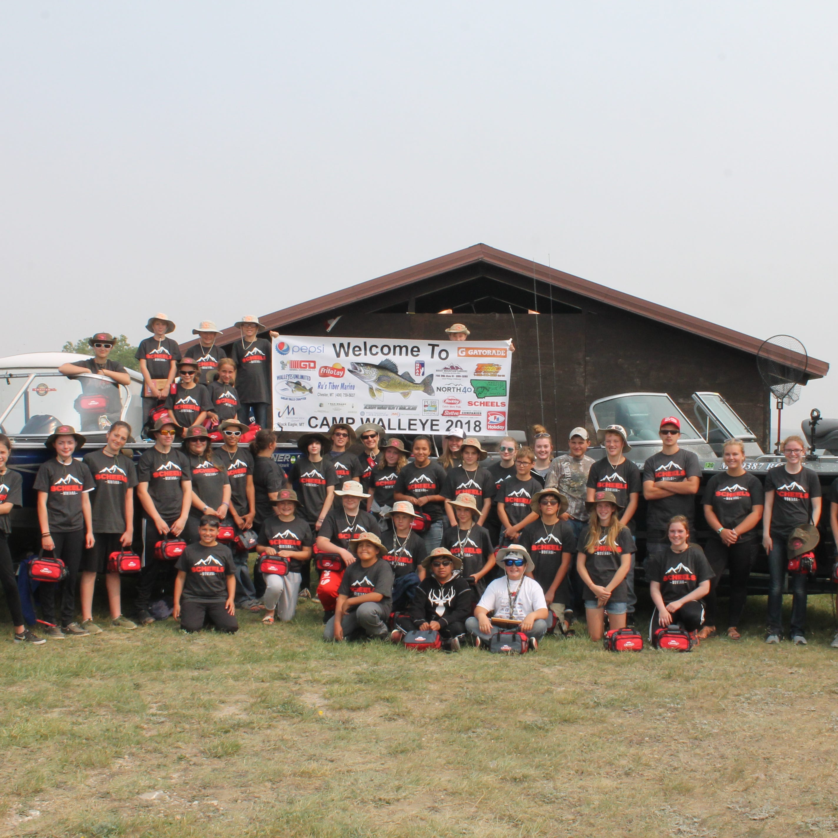 This year's Camp Walleye a success despite lower catch numbers