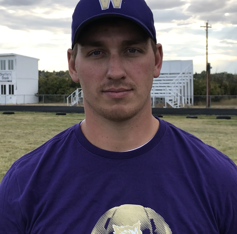 Cut Bank football's Johnston: Familiar face in a new position