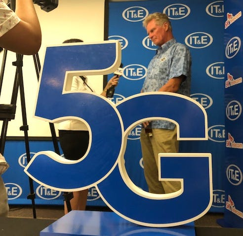 5G network to launch in the Marianas, Guam this year