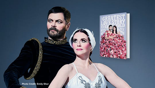 BookmarkThis with Megan Mullally & Nick Offerman