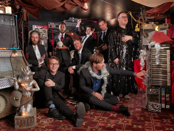 St. Paul & the Broken Bones will perform Sept. 22 as part of the Holler on the Hill festival in Garfield Park.