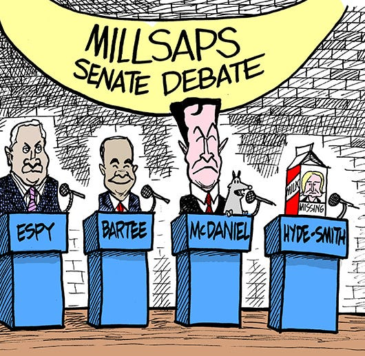 Marshall Ramsey: The Missing Debate