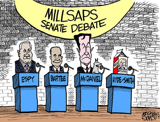 091818 Tuesday Debate