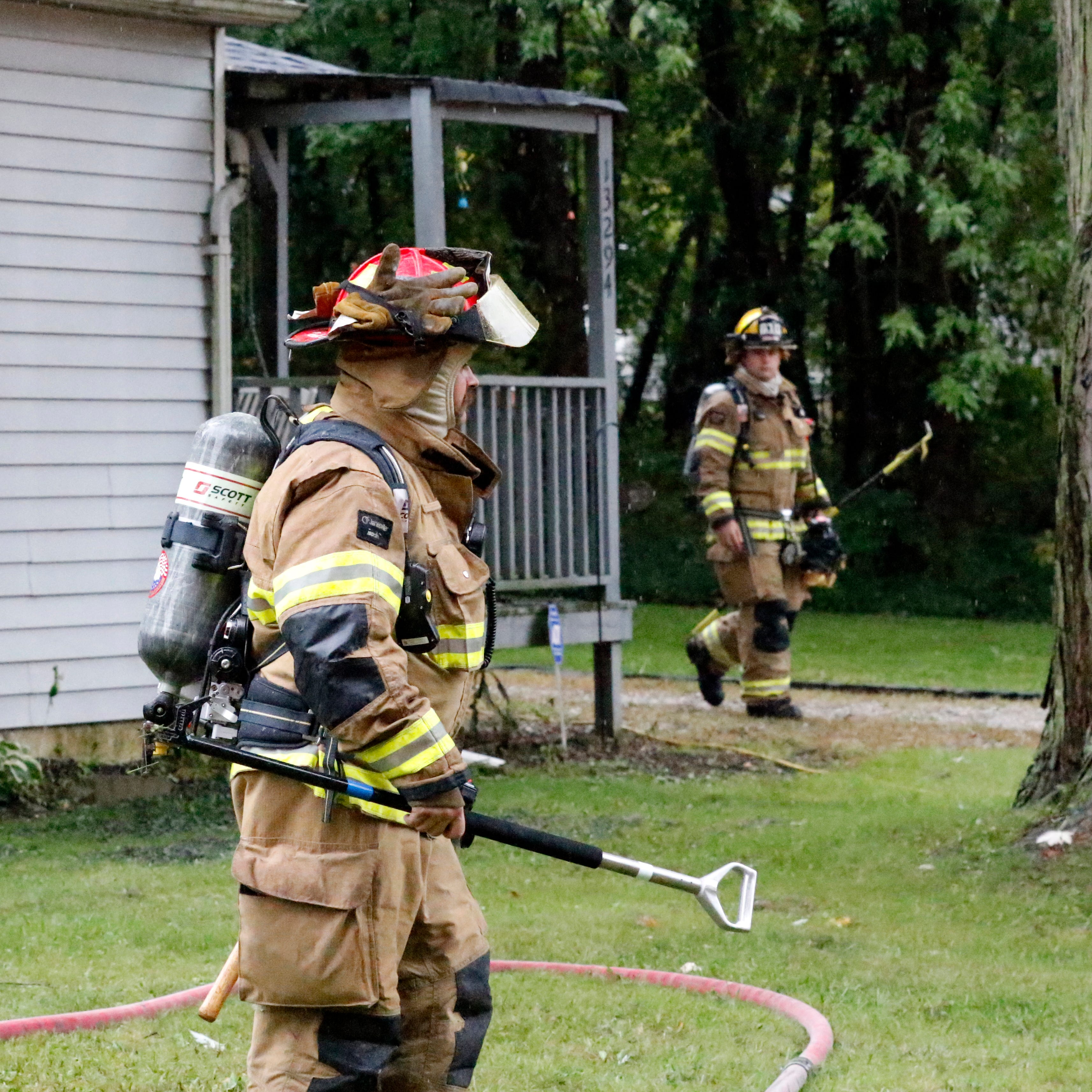 No one injured after fire damages Fairfield Beach home near Millersport