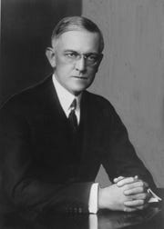 Judge Robert Worth Bingham, 1933