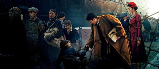 "Toshiaki Karasawa stars as a real-life heroic World War II Japanese diplomat in ""Persona Non Grata,"" which screens Thursday."