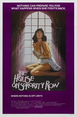 """In an unexpected big-screen revival, 1983's """"The House on Sorority Row"""" returns to the Cordova Cinema for two nights."""