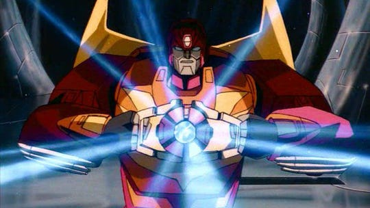 """Predating the series of live-action blockbusters, """"The Transformers: The Movie,"""" a 1986 animated feature film, will screen Sept. 27 at the Paradiso."""