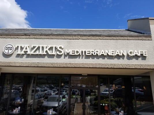 Taziki's Sign