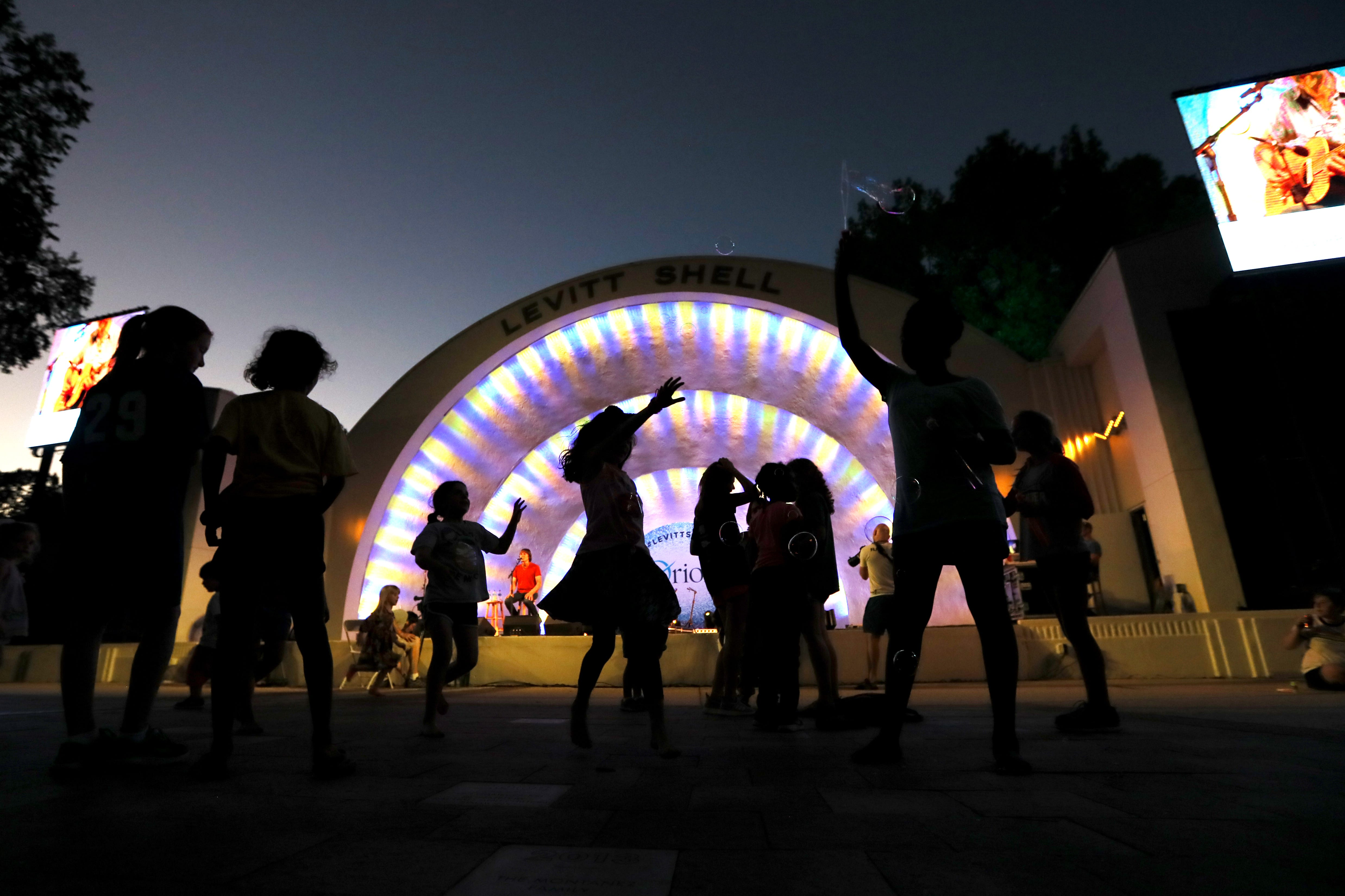 Levitt Shell to remain dark through 2020, will continue virtual programming with fall concerts online