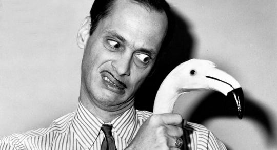"""The Time Warp Drive-In salutes the proud """"Prince of Puke"""" on Saturday with a marathon of movies by John Waters."""