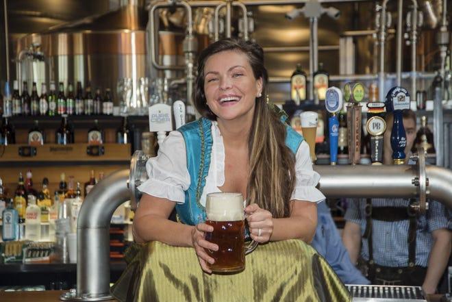 Bavarian Bierhaus's Oktoberfest celebration continues this weekend in Old Heidelberg Park, 700 N. Lexington Blvd., Glendale.
