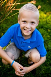 Jack Bartosz was diagnosed with advanced neuroblastoma when he was four years old. He died when he was 10, and his family started Gold September, a campaign to raise awareness of childhood cancer.