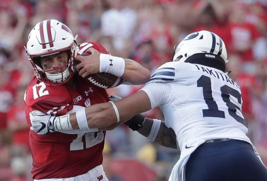 Ap Byu Wisconsin Football