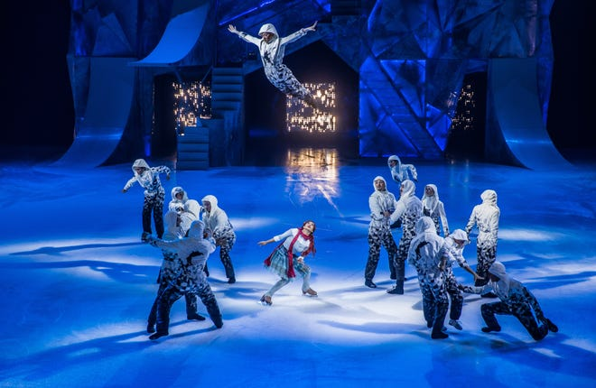 "Cirque du Soleil is bringing its first production on ice, ""Crystal,"" to Fiserv Forum, for seven shows from Jan. 30 to Feb. 3."