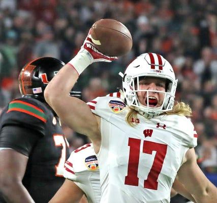 Orange Bowl Wisconsin At Miami
