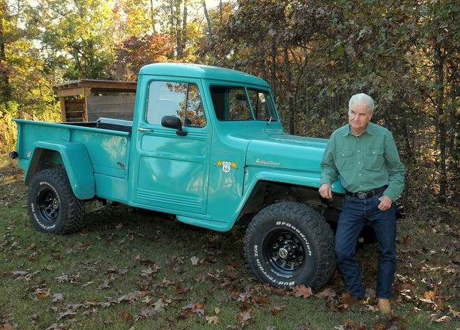 """State Rep. Jack Fortner, aka Jack the Car Guy for his weekly radio show on KTLO, will be the guest speaker at the next meeting of the Baxter County Historical and Genealogical Society. Fortner's topic is """"Are Alternate Fuel Vehicles Really New?"""""""
